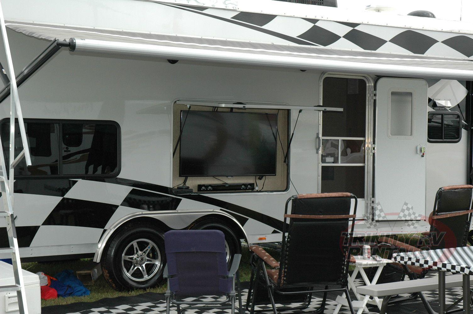 Trinity RV Rentals Updates/Specials: 2013 Daytona 500 RV Rentals
