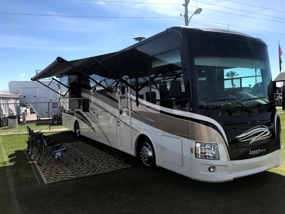 Forest River Legacy All Inclusive RV Packages